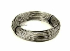 10 METRE STEEL WIRE PLASTIC COATED LONG LASTING & STRONG
