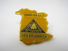 Vintage Collectible Pin: Chapter 51 New Brunswick Telephone Pioneers