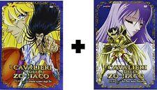 Bundle: I Cavalieri dello zodiaco (La dea della discordia + L'ardito scontro deg