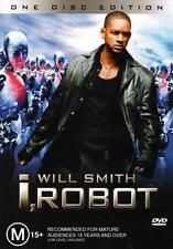 I Robot (single Disc) DVD PAL Region 4