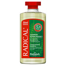 Radical Rafforzamento Shampoo per deboli e di caduta dei capelli Farmona 330ml R07