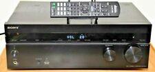 ⭐️SONY AV RECEIVER HOME THEATER SURROUND SOUND 5.2/HDMI 4K 145Wx5 STR-DH540⭐️