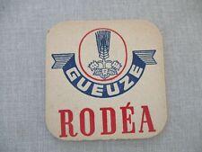Gueuze RODEA 82x82mm Old coaster