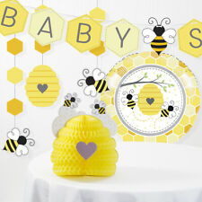 Bumblebee Baby Shower Decorations Kit