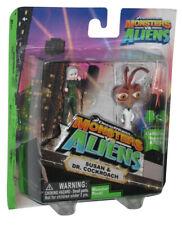 Monsters vs. Aliens Susan & Dr. Cockroach (2009) Figure Set 2-Pack