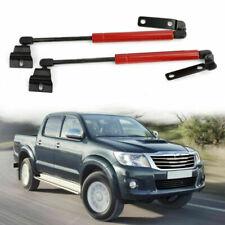 Pair Front Hood Bonnet Strut Fit For Toyota Hilux Vigo 2005-2012 Lift Support
