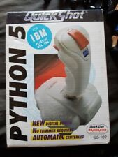 PYTHON 5 by Quickshot Controller for IBM PC XT AT NEW SEALED