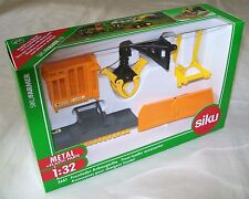 SIKU FARMER 1:32 Scale 3661 FRONT LOADER ACCESSORIES Die Cast Metal & Plastic