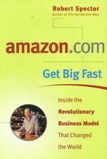 amazon.com - Get Big Fast : Inside the Revolutionary Business Model-ExLibrary