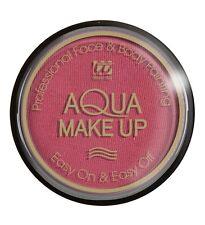 Trucco Make Up, Tampone Rosa Fuxia Ad Acqua Accessori Carnevale PS 05023
