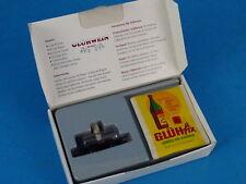 Marklin Glass Tanker Car Glühwein Frohe Weihnachten 2003 Mini Club Z gauge
