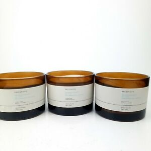 3x 300G Pecksniffs Aromatherapy Detox Candles RRP 90£ 3 Christmas gifts sorted!