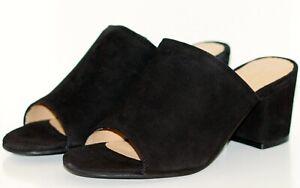 Levi´s® Mule Sandal OT Wildleder Schwarz Größe 37 Neu 69€