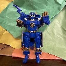 Power Rangers Dino Thunder Blue Ranger