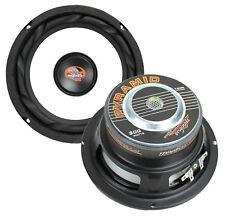 "2) NEW PYRAMID WX65X 6.5"" 600 Watt Car Audio Subwoofers Subs Power Woofers 4 Ohm"