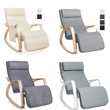 Schaukelstuhl Relaxstuhl Schwingstuhl Ruhesessel Loungesessel Sessel Stühle
