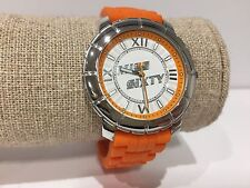 Watch Watch Montre Miss Sixty - Star - SIJ001 - Quartz - Silver & Orange - 40 MM