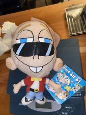 New ListingFairly Odd Parents Flippable Sunglasses Timmy Turner Reversible Plush Doll 2003
