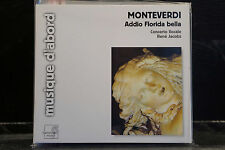 Monteverdi - Addio Florida bella / Concerto Vocale/René Jacobs