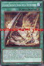SET 3X BOSH-IT059 FUSIONE SOLDATO SPADA DELLA DISTRUZIONE - COMUNE - ITALIANO