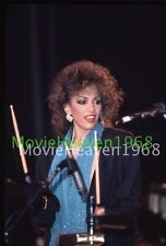 SHEILA E. VINTAGE 35mm SLIDE TRANSPARENCY 11212 PHOTO