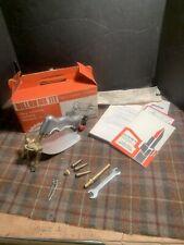 Dillon Mk Iii Oxy/Acetylene Welding/Cutting Brazing torch Multi Purpose Stunning
