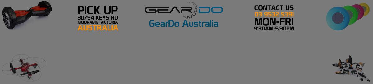 Geardo-Australia