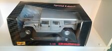 HUMMER STATION WAGON 1:18 Maisto Special Edition RED #31858