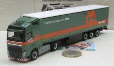 """Herpa 309288 Volvo FH GL rideaux planifier-Semi-remorque """"Max Wild"""""""