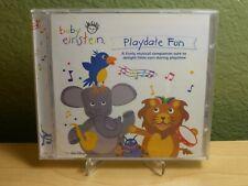 Baby Einstein: Playdate Fun by Baby Einstein (CD, Oct-2006, Buena Vista) New