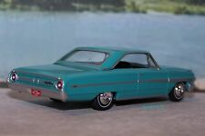 1964 64 FORD GALAXIE 500 COLLECTIBLE 1/64 SCALE DIECAST MODEL DISPLAY OR DIORAMA