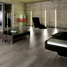 Krono Swiss Advanced 4-V Groove-8mm Laminate Floor 12.7m2-Century Oak Grey D4175