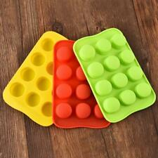 Silicone Chocolate Mold Tray Cut  Ice Cube Making Tool Mold Accessories