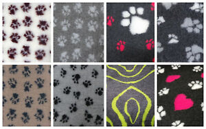Vetbeds Vet bed  Trockenbett Hunde Decke Anti-Rutsch diverse Farben 22mm origi