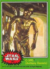 1977 Topps Star Wars Set Break Number One Series 4, 5 + Stickers Pick From List