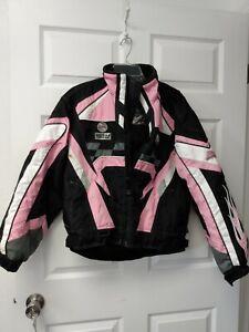 Castle x  Racewear Jacket pink size  youth large