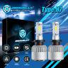 H7 LED Headlight Bulbs Conversion Kit Super High/Low Beam 2000W 6000K 300000LM
