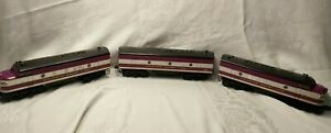Williams  ACL  #CAB 536 ,Dummy # 538, and Dummy# 537, (F71100's and F71200)