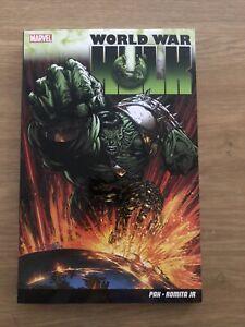 Marvel World War Hulk