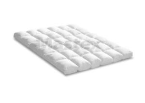 Super Soft High Quality 5cm Thick Fill Mcrofibre Mattress Topper All Sizes