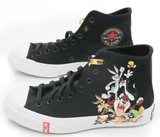 CONVERSE Size 5 Mens Size 7.5 Womens Unisex Looney Tunes Kith Chuck Taylors