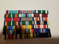 21- USCG RIBBONS ALL DIFFERENT SEE STORE RIBBON SALE --COMBINE SHIPPING SAVE $$$