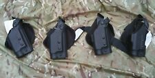 British Army Black Safariland Pistol Holster Sig with Light SASUKSF SFSG (ref 8)