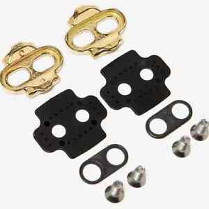 Genuine Crank Brothers Premium Replacement Cleats 6 deg Candy Eggbeater Mallet