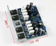 1PCS  LJM L20 mono Amplifier board With Angle Aluminum Mono 350W amp board