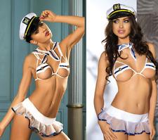 Best Women Sexy/Sissy Lingerie Bodysuits Babydoll New Style 1773 UK Seller