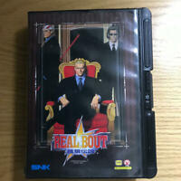 REAL BOUT FATAL FURY NEO GEO AES SNK Japan Ver GAME SHIPING FROM JAPAN ROM