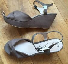 Marks and Spencer Women's Mid Heel (1.5-3 in.) Wedge Sandals & Beach Shoes