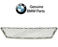 For BMW E92 E93 335i xDrive 335xi Front Center Bumper Cover Grille Open Genuine