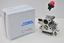 GENUINE OEM Zama C1T-W33 Carburetor for  Husqvarna 235, 235E, 240, 240E Chainsaw